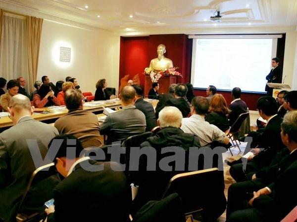 Ciudad vietnamita de Can Tho busca forjar colaboracion economica con Francia hinh anh 1