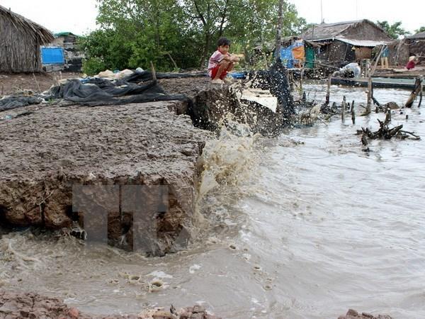 Prestan mas atencion a personas vulnerables por cambio climatico hinh anh 1