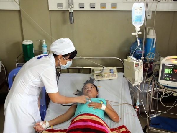 El Nino aumenta riesgos de epidemias en Vietnam hinh anh 1