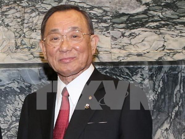 Presidente de Camara Alta de Japon visitara Vietnam hinh anh 1