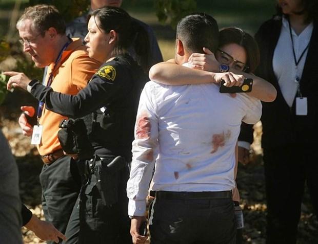 Reportan una victima vietnamita en el tiroteo en San Bernardino hinh anh 1