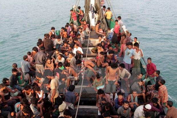 Tailandia llama mayores esfuerzos regionales para solucionar crisis migratoria hinh anh 1