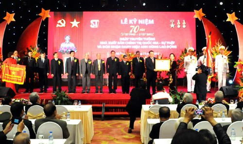 Editorial politica nacional de Vietnam recibe consigna del Estado hinh anh 1
