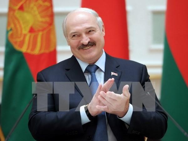 Presidente de Belarus visitara Vietnam hinh anh 1