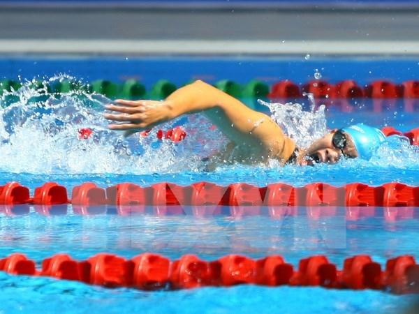 Vietnam aumenta cosecha dorada en Juegos Paraolimpicos de ASEAN hinh anh 1