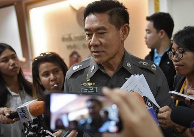 Buscan en Tailandia a sirios sospechosos de pertenecer a EI hinh anh 1