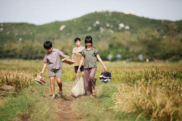 Pelicula infantil cosecha lluvia de premios en festival de cine vietnamita hinh anh 1