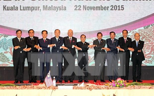 Malasia y Vietnam contribuyen al incremento economico de ASEAN hinh anh 1