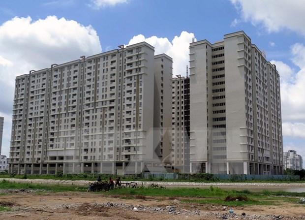 Mercado inmobiliario de Vietnam con senales alentadoras para un fuerte progreso hinh anh 1