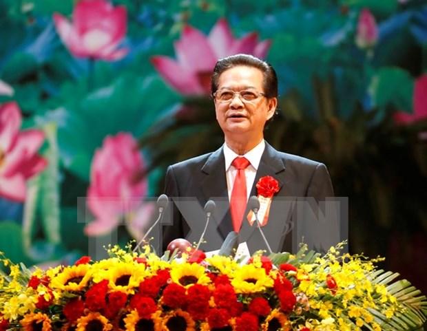 Premier vietnamita lanza movimiento nacional de emulacion 2016 – 2020 hinh anh 1
