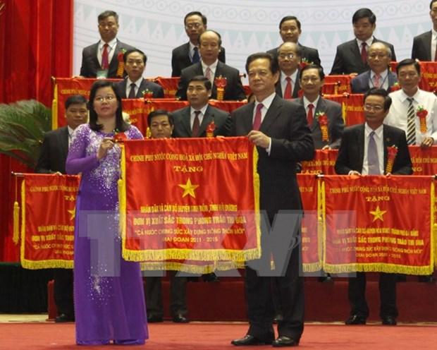 Vietnam fija meta para modernidad rural hinh anh 1