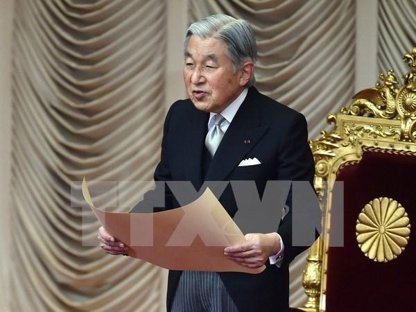Conmemoran en Vietnam 82 natalicio del emperador de Japon hinh anh 1
