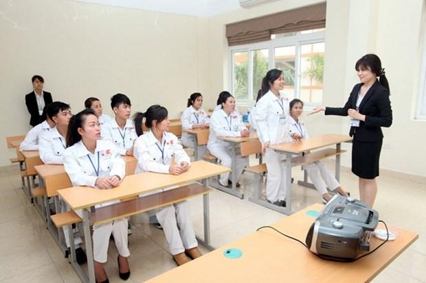Japon intensifica cooperacion laboral y de salud con Vietnam hinh anh 1