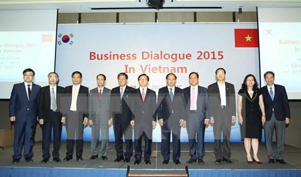 Ciudad Ho Chi Minh atrae inversiones sudcoreanas hinh anh 1
