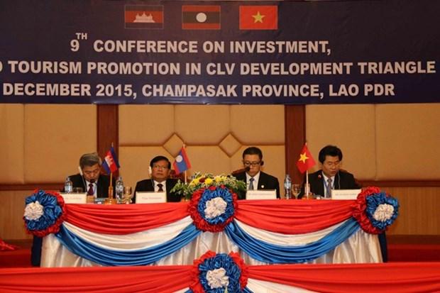 Buscan Vietnam, Laos y Cambodia promover comercio y turismo en region hinh anh 1