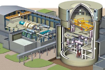 Vietnam tiene primer sistema simulador del reactor nuclear VVER – 1200 hinh anh 1