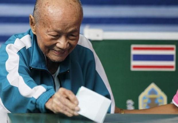 Tailandia decide fecha de publicacion de nuevo borrador de Constitucion hinh anh 1