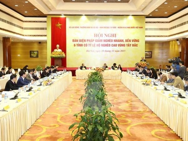 Vietnam arrecia lucha contra la pobreza en region del noreste hinh anh 1