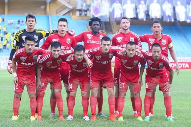Binh Duong enfrentara a fuerte rival en campeonato de clubes de futbol de Asia hinh anh 1