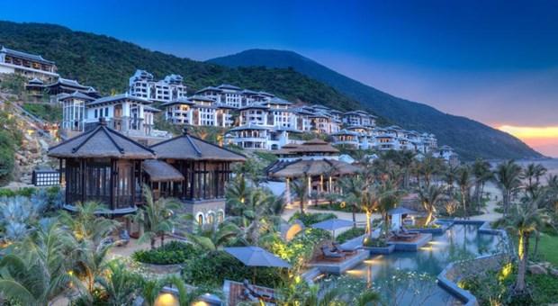 Resort vietnamita premiado por segunda vez como el mas lujoso del mundo hinh anh 1