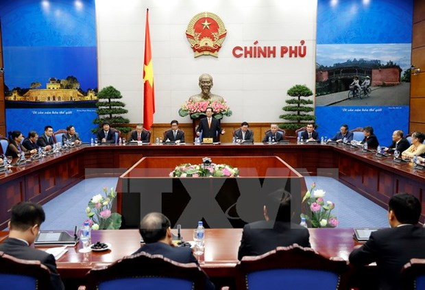 Vietnam apoyara a empresas en integracion internacional hinh anh 1