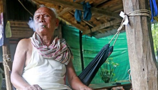 Imputan a otro ex oficial de Khmer Rojo hinh anh 1