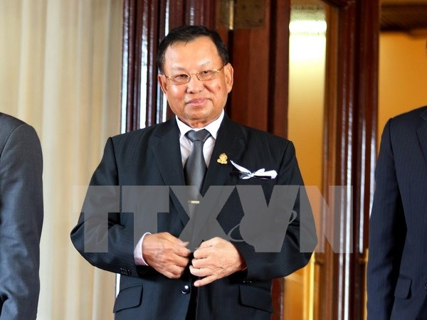 Presidente de Senado cambodiano efectuara visita oficial a Vietnam hinh anh 1