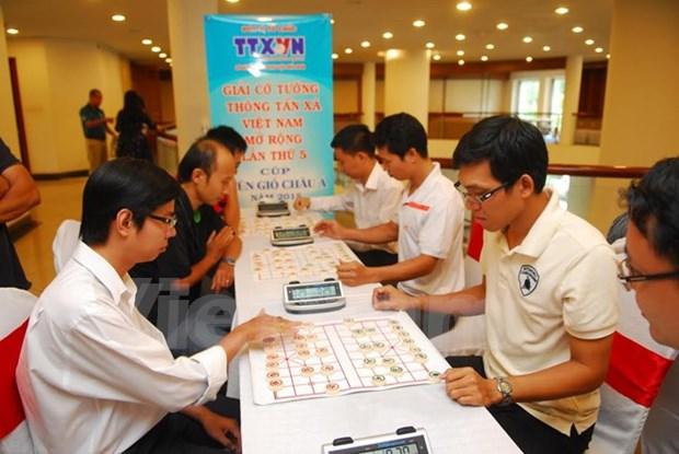 Inauguran en Vietnam Campeonato Internacional de Ajedrez chino hinh anh 1