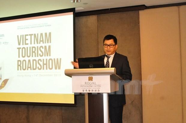 Vietnam promociona turismo en Hong Kong hinh anh 1
