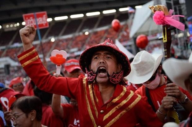"Tribunal tailandes condena a cadena perpetua a lider de ""Camisa Roja"" hinh anh 1"