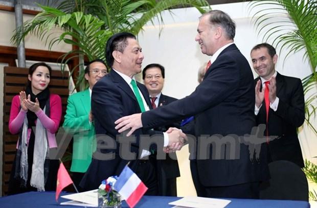 Vietnam importara 20 mil taxis electricos hinh anh 1