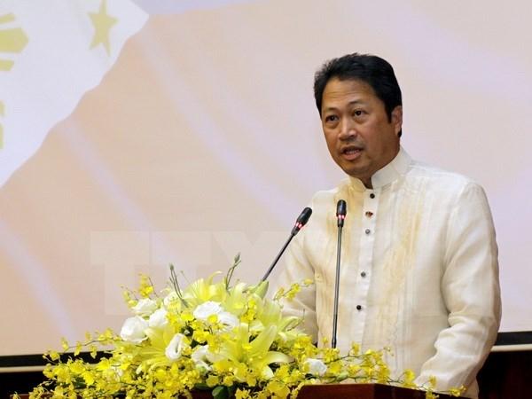 Fomentan nexos Filipinas y Vietnam por progreso comun de ASEAN hinh anh 1