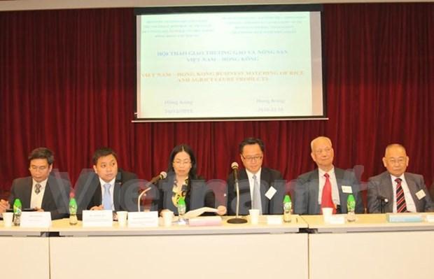 Busca Vietnam promover exportacion de arroz a Hong Kong hinh anh 1