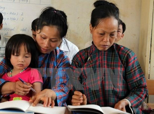 Gobierno ofrece asistencia financiera a zonas de minorias etnicas hinh anh 1