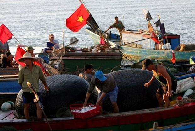 Vietnam e Indonesia discuten delimitacion de Zona Economica Exclusiva hinh anh 1