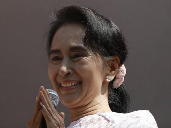 Myanmar: Lider opositora reafirma apoyo al proceso de paz hinh anh 1