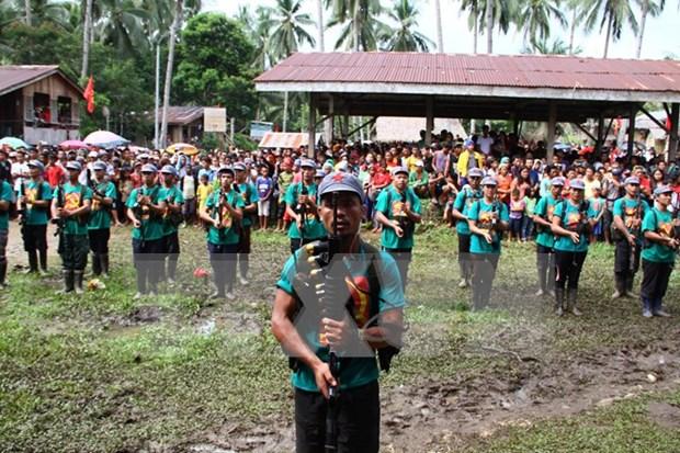 Gobierno filipino hace tregua durante 12 dias con grupo insurgente hinh anh 1