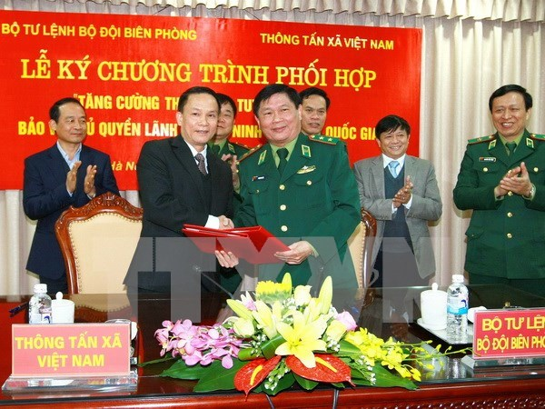 Incrementa VNA divulgacion sobre salvaguardia de soberania territorial hinh anh 1