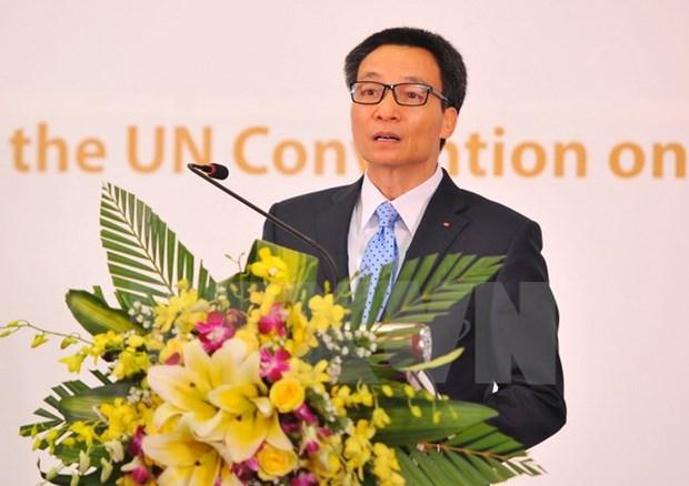 Vietnam llama a unir manos en proteccion de derechos infantiles hinh anh 1