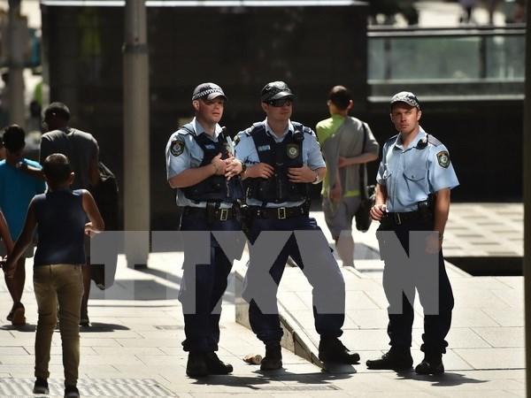 Intensifican Australia e Indonesia cooperacion contra terrorismo hinh anh 1