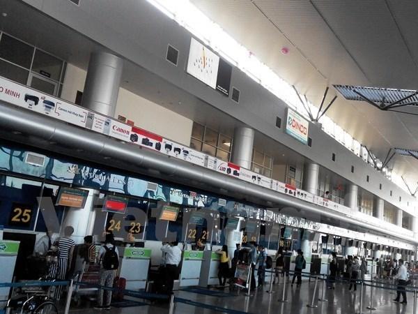 Actualizan capacidad de servicios de Terminal T1 en aeropuerto de Noi Bai hinh anh 1