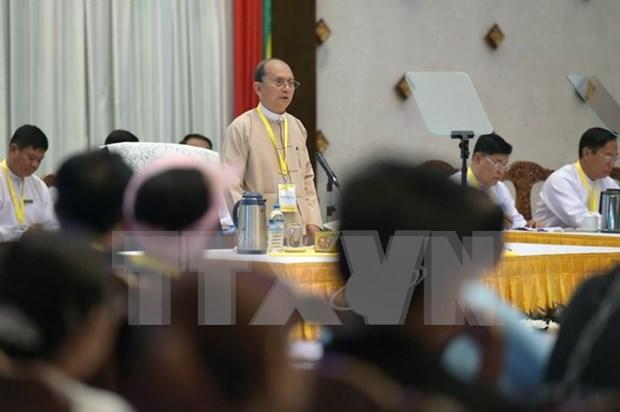 Myanmar: Gobierno invita al grupo armado Wa a participar en dialogo politico hinh anh 1