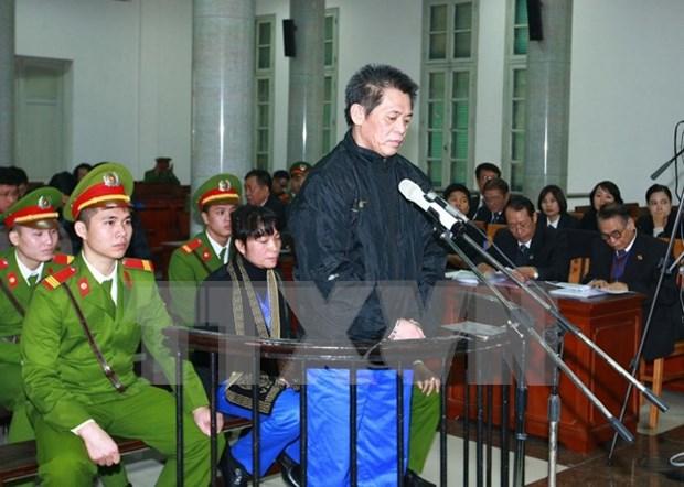 Proponen prision contra ex directivo de banco vietnamita por corrupcion hinh anh 1