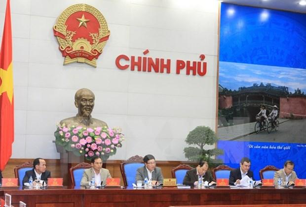 Comite Nacional de APEC hace balance de su trabajo en 2015 hinh anh 1