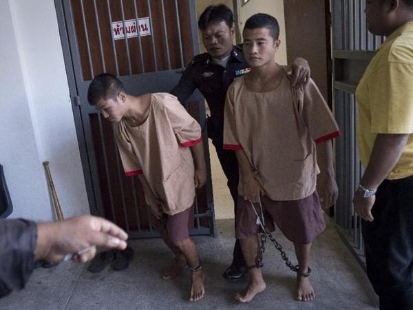 Myanmar llama a Tailandia reconsiderar pena capital contra dos ciudadanos hinh anh 1