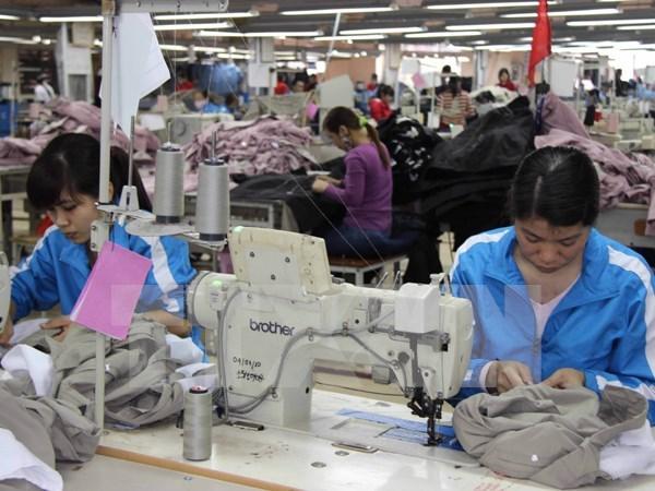 Vietnam cierra 2015 con una cifra record de 94 mil 750 nuevas empresas hinh anh 1