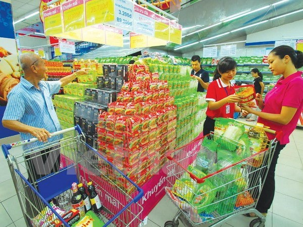Seleccionan en Vietnam las marcas comerciales favoritas de 2015 hinh anh 1