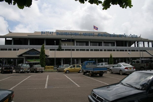 Laos inicia proyecto de ampliacion de aeropuerto internacional de Wattay hinh anh 1