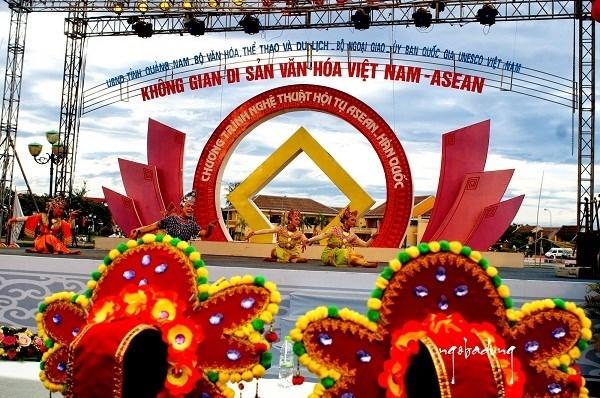 Vietnam une manos por una ASEAN unificada en diversidad cultural hinh anh 3