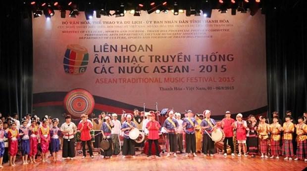 Vietnam une manos por una ASEAN unificada en diversidad cultural hinh anh 5